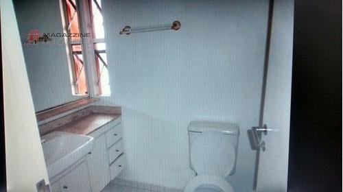 apartamento para venda, 3 dormitórios, vila do castelo - são paulo - 2238