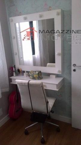 apartamento para venda, 3 dormitórios, vila do castelo - são paulo - 2656