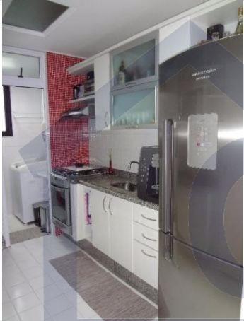 apartamento para venda, 3 dormitórios, vila euclides - são bernardo do campo - 2912