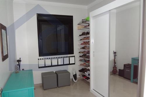 apartamento para venda, 3 dormitórios, vila euclides - são bernardo do campo - 3407