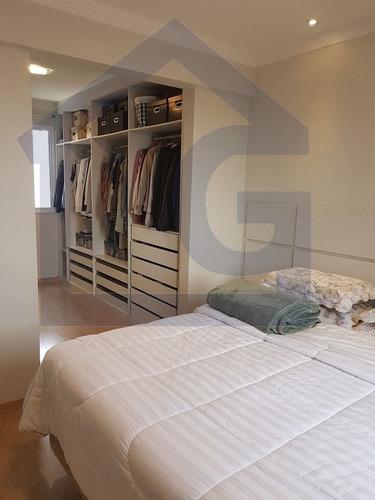 apartamento para venda, 3 dormitórios, vila gonçalves - são bernardo do campo - 3287