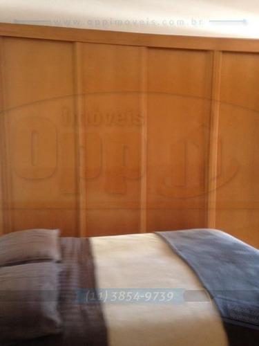 apartamento para venda, 3 dormitórios, vila guarani - são paulo - 3640