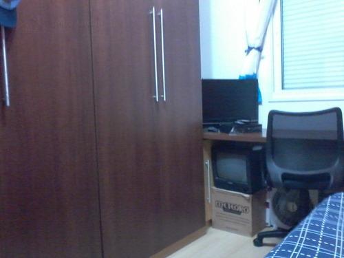 apartamento para venda, 3 dormitórios, vila gumercindo - são paulo - 1455
