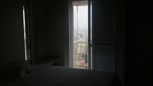 apartamento para venda, 3 dormitórios, vila gumercindo - são paulo - 1465