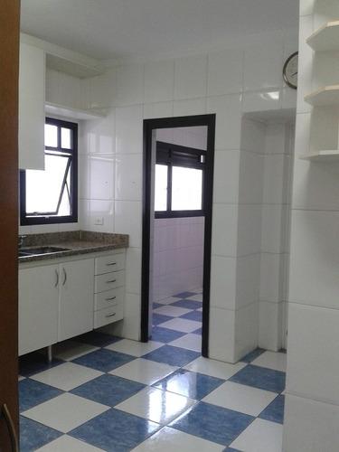 apartamento para venda, 3 dormitórios, vila gumercindo - são paulo - 1829