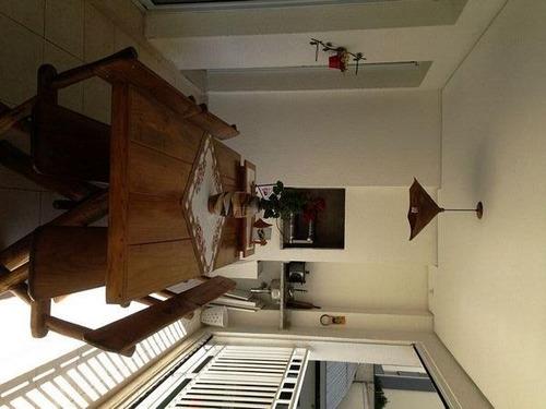 apartamento para venda, 3 dormitórios, vila gumercindo - são paulo - 2105