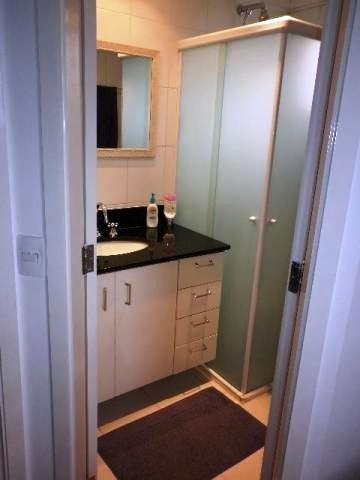 apartamento para venda, 3 dormitórios, vila gumercindo - são paulo - 2186