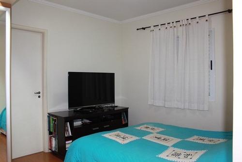 apartamento para venda, 3 dormitórios, vila leopoldina - são paulo - 6638