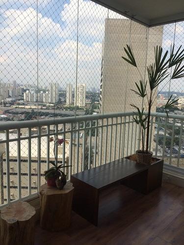 apartamento para venda, 3 dormitórios, vila leopoldina - são paulo - 7270