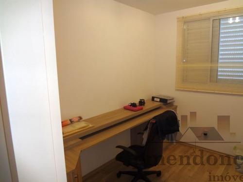 apartamento para venda, 3 dormitórios, vila leopoldina - são paulo - 7407