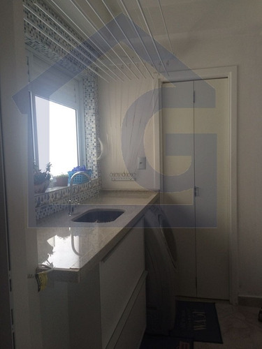apartamento para venda, 3 dormitórios, vila lusitania - são bernardo do campo - 2680