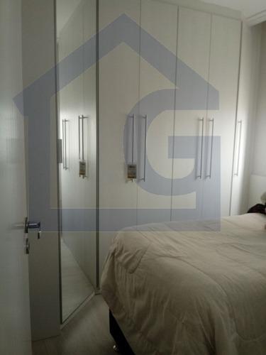 apartamento para venda, 3 dormitórios, vila lusitânia - são bernardo do campo - 3166