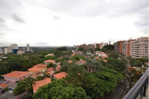 apartamento para venda, 3 dormitórios, vila madalena - são paulo - 10637