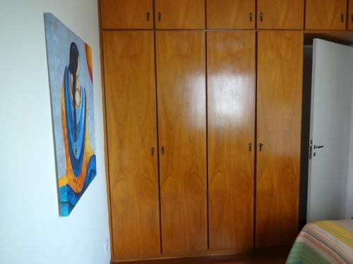 apartamento para venda, 3 dormitórios, vila madalena - são paulo - 4702