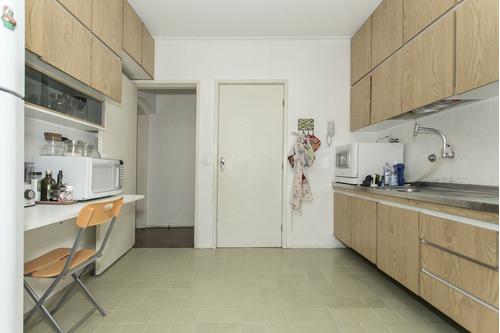 apartamento para venda, 3 dormitórios, vila madalena - são paulo - 6980