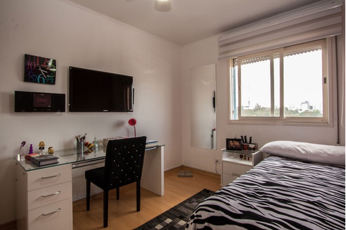 apartamento para venda, 3 dormitórios, vila madalena - são paulo - 7109