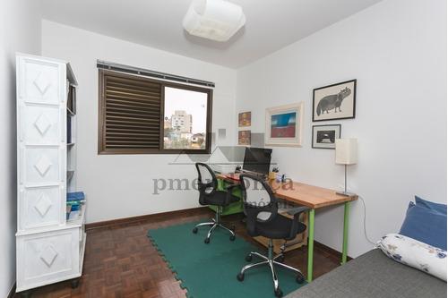 apartamento para venda, 3 dormitórios, vila madalena - são paulo - 9778