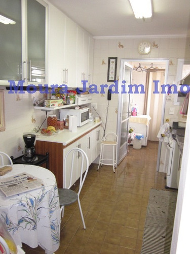apartamento para venda, 3 dormitórios, vila mariana - são paulo - 1866
