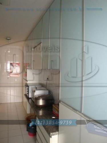 apartamento para venda, 3 dormitórios, vila mariana - são paulo - 2383