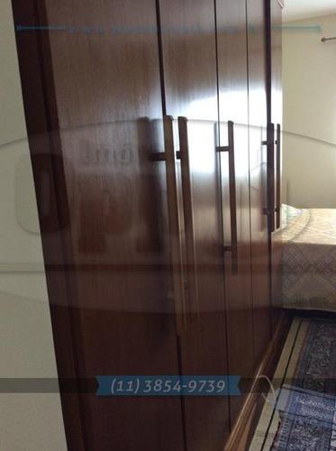 apartamento para venda, 3 dormitórios, vila mariana - são paulo - 2389
