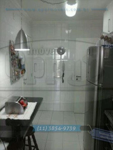 apartamento para venda, 3 dormitórios, vila mariana - são paulo - 2465