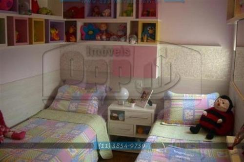 apartamento para venda, 3 dormitórios, vila mariana - são paulo - 3433