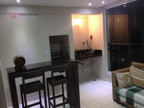 apartamento para venda, 3 dormitórios, vila mascote - são paulo - 2719