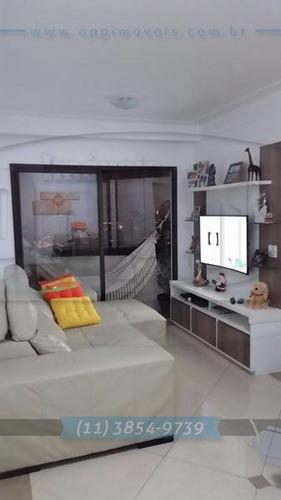 apartamento para venda, 3 dormitórios, vila monumento - são paulo - 3131