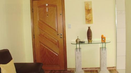 apartamento para venda, 3 dormitórios, vila moraes - são paulo - 1450