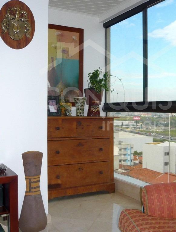 apartamento para venda, 3 dormitórios, vila mussolini - são bernardo do campo - 724