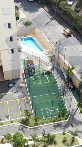 apartamento para venda, 3 dormitórios, vila palmares - santo andré - 3140