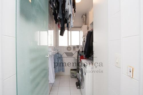 apartamento para venda, 3 dormitórios, vila romana - são paulo - 10009