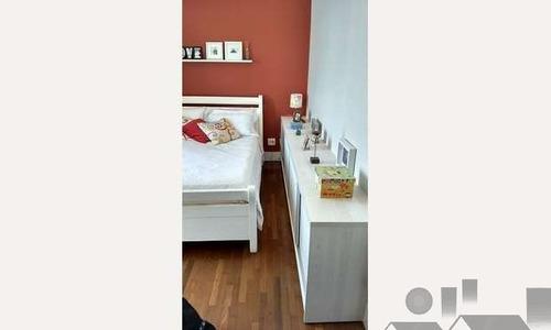apartamento para venda, 3 dormitórios, vila romana - são paulo - 10308
