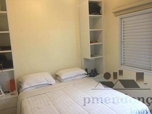 apartamento para venda, 3 dormitórios, vila romana - são paulo - 10606