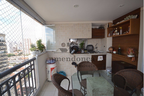 apartamento para venda, 3 dormitórios, vila romana - são paulo - 6824