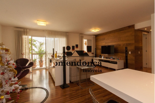 apartamento para venda, 3 dormitórios, vila romana - são paulo - 7341