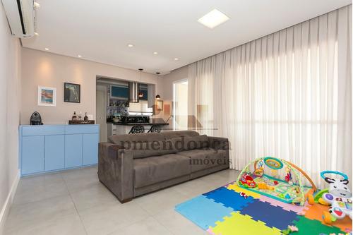 apartamento para venda, 3 dormitórios, vila romana - são paulo - 8820