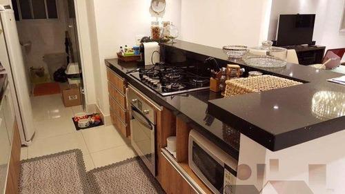 apartamento para venda, 3 dormitórios, vila romana - são paulo - 9243