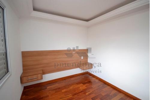 apartamento para venda, 3 dormitórios, vila romana  - são paulo - 9252