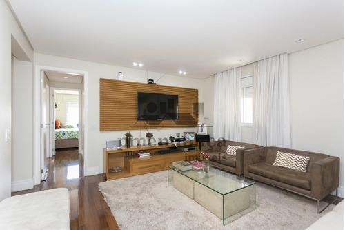 apartamento para venda, 3 dormitórios, vila romana - são paulo - 9396