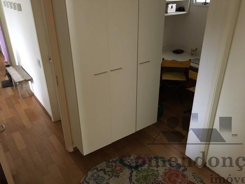 apartamento para venda, 3 dormitórios, vila romana - são paulo - 9655