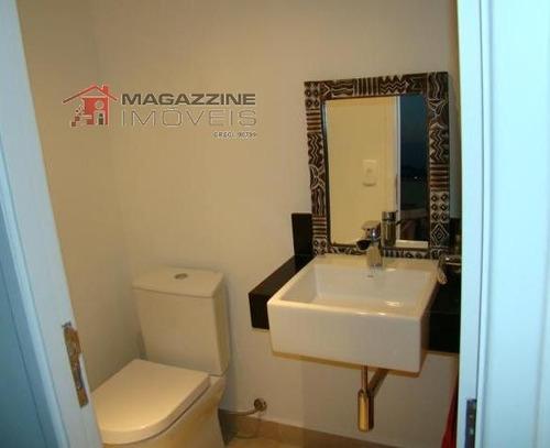 apartamento para venda, 3 dormitórios, vila santa catarina - são paulo - 1432