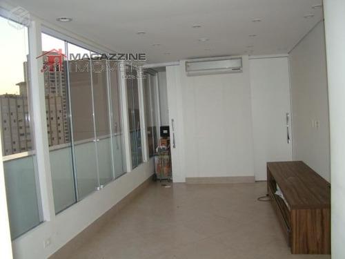 apartamento para venda, 3 dormitórios, vila santa catarina - são paulo - 1486
