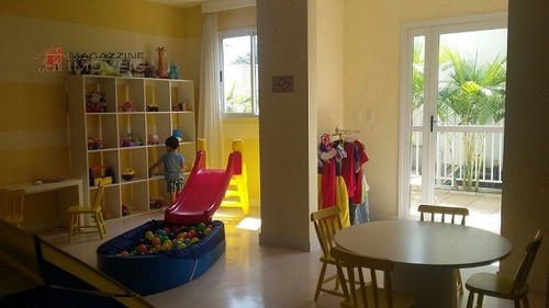 apartamento para venda, 3 dormitórios, vila são paulo - são paulo - 2429