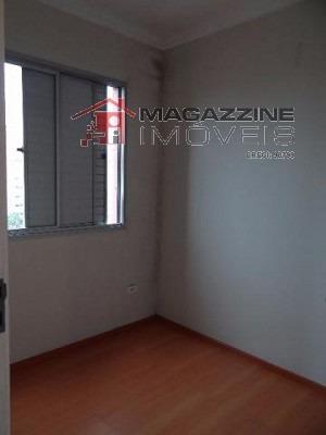 apartamento para venda, 3 dormitórios, vila são paulo - são paulo - 2738