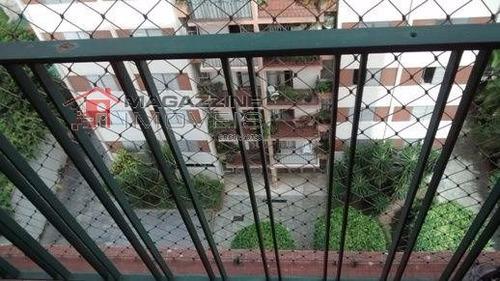 apartamento para venda, 3 dormitórios, vila sofia - são paulo - 2414