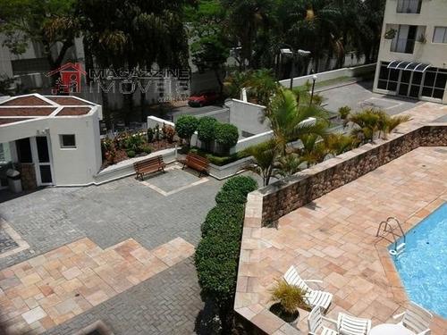 apartamento para venda, 3 dormitórios, vila sofia - são paulo - 2761