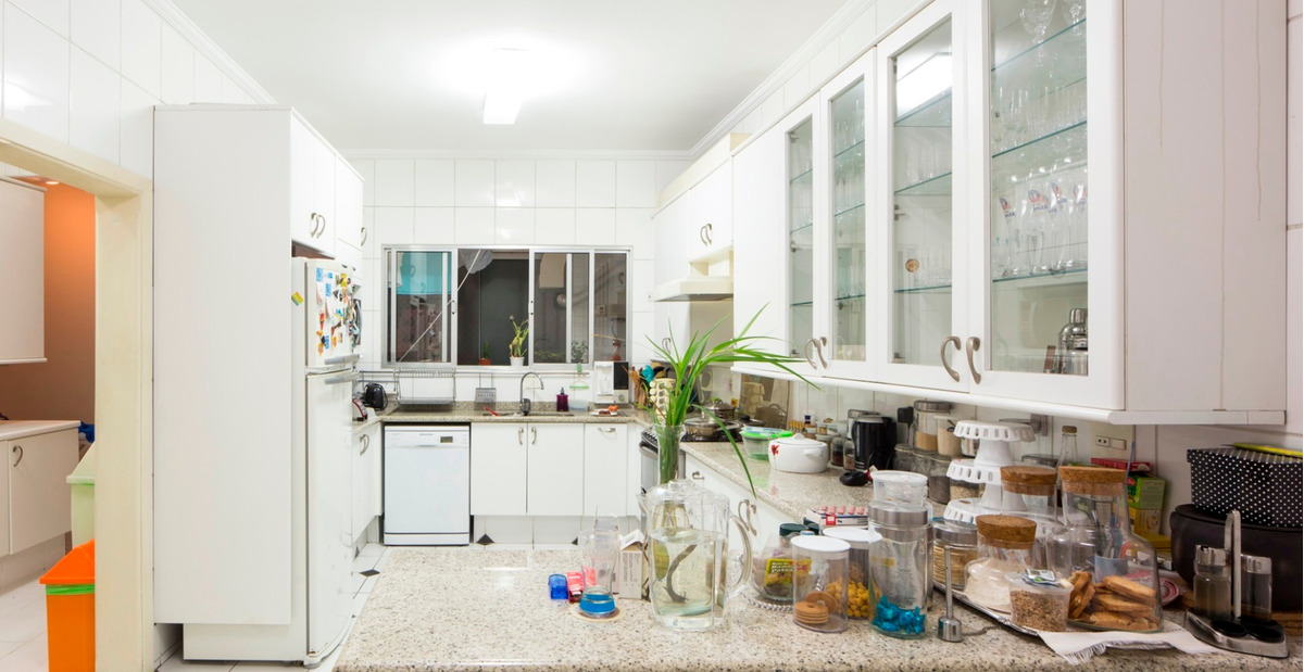 apartamento para venda 4 dorm, 3 suítes - higienópolis