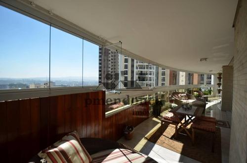apartamento para venda, 4 dormitórios, alto da lapa - são paulo - 10635