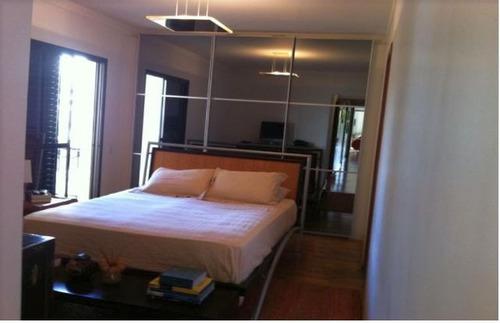 apartamento para venda, 4 dormitórios, alto da lapa - são paulo - 3617